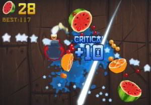 Fruti ninja download